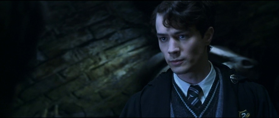 tom riddle hp2