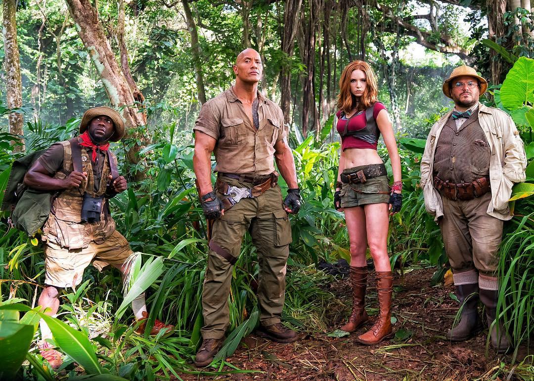 Jumanji Przygoda w dżungli
