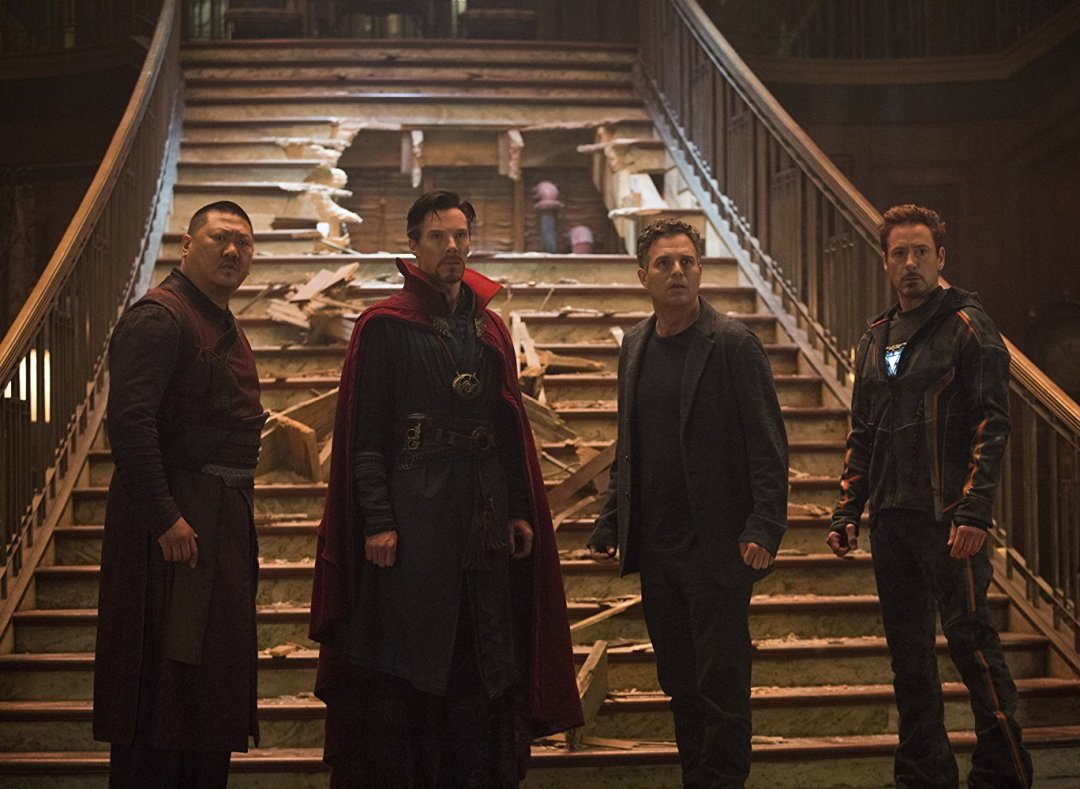 Avengers - Infinity War 3