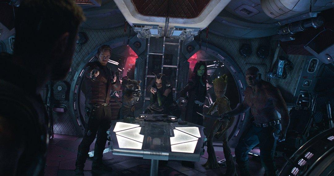 Avengers - Infinity War 8