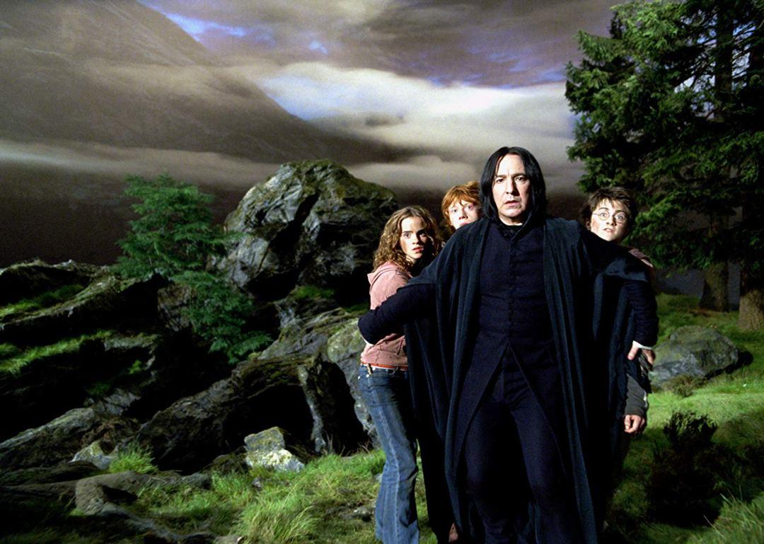 harry potter i więzień Azkabanu 2